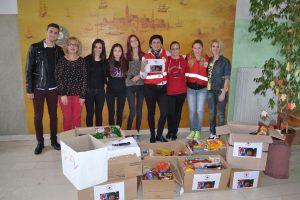 """Humanitarna akcija DS """"EN EVRO ZA"""""""