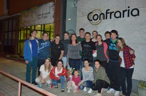 Erasmus+: mobilnost dijakov v Bragi na Portugalskem